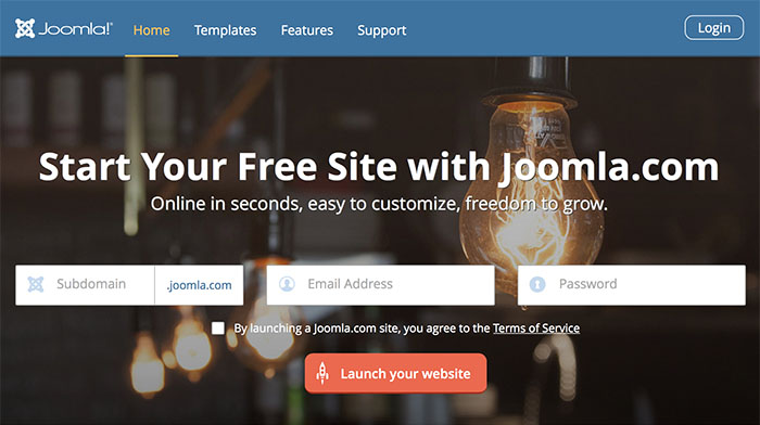 free hosting by joomla-com