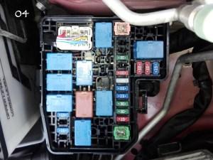 [WRG4232] Suzuki Wagon R Fuse Box Location