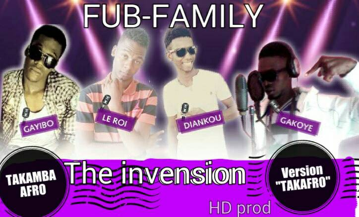 FUB-FAMILY [The invension] [SON]