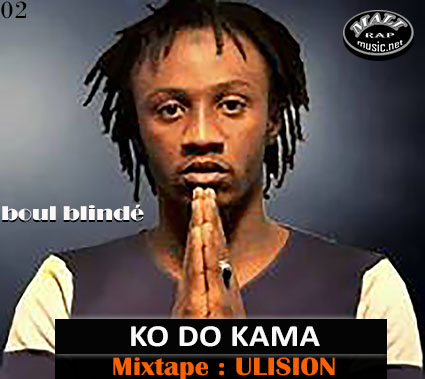 The Boul Blindé – KODO KAMA – Mixtape: ULISION