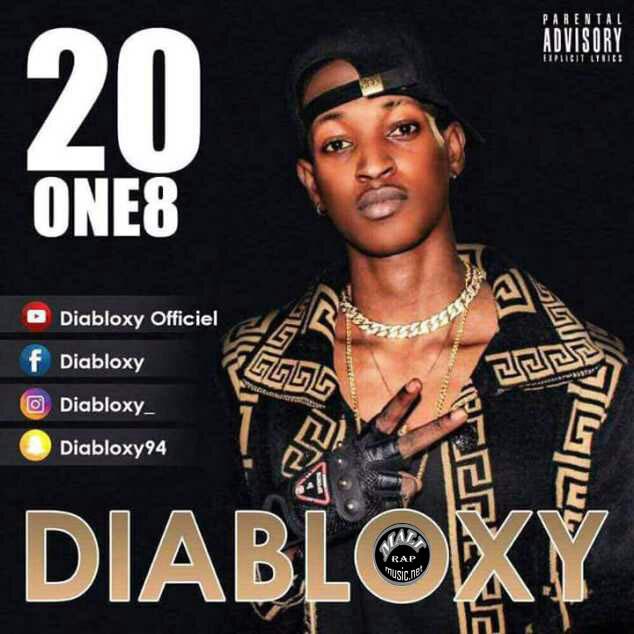 Diabloxy – 20ONE8