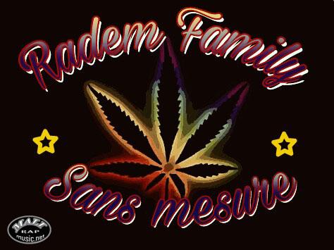 Radem Family – Sans Mesure