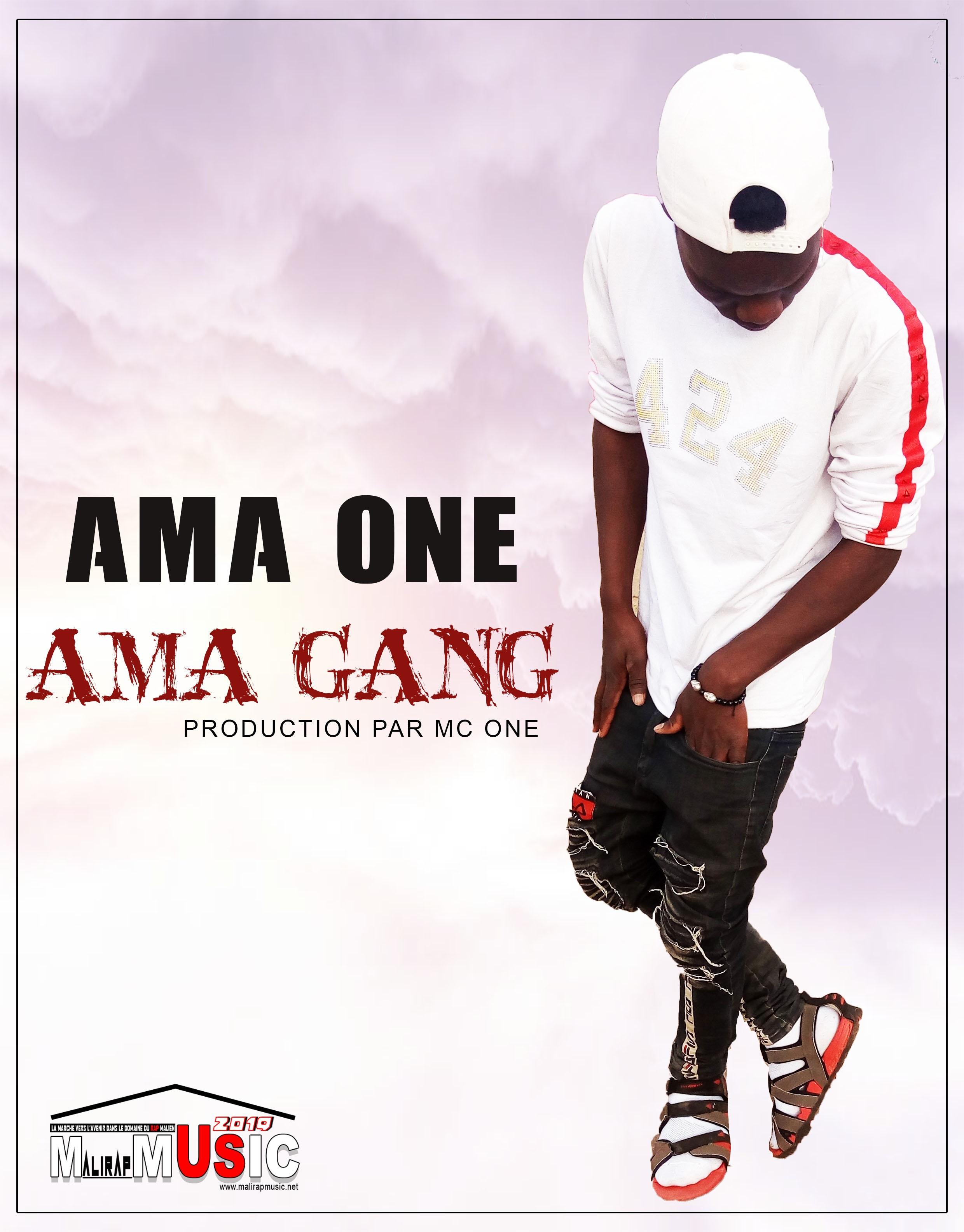 AMA ONE – AMA GANG (2019)