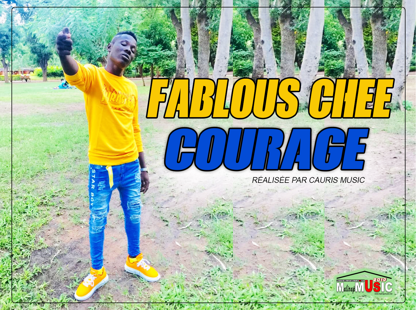 FABLOUS CHEE – COURAGE (2019)