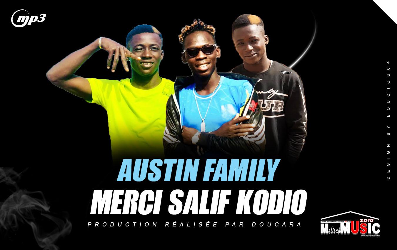 AUSTIN FAMILY – MERCI SALIF KODIO