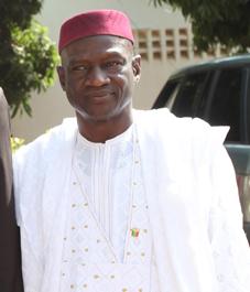 Adama Koné, président de la commission de médiation de la crise à la FEMAFOOT