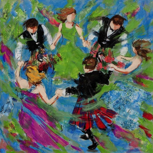 Janet Mccrorie - Mallaig Art
