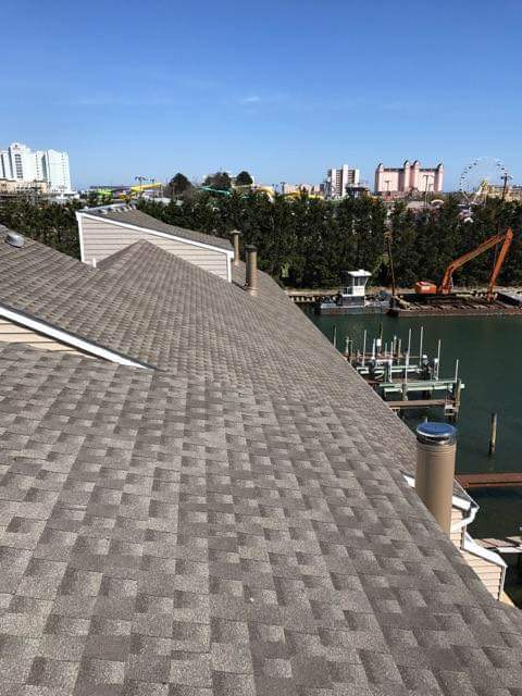 GAF Architectural Shingles | Roofing in Ocean City MD ...