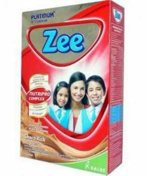 Susu Untuk Tulang Zee Platinum
