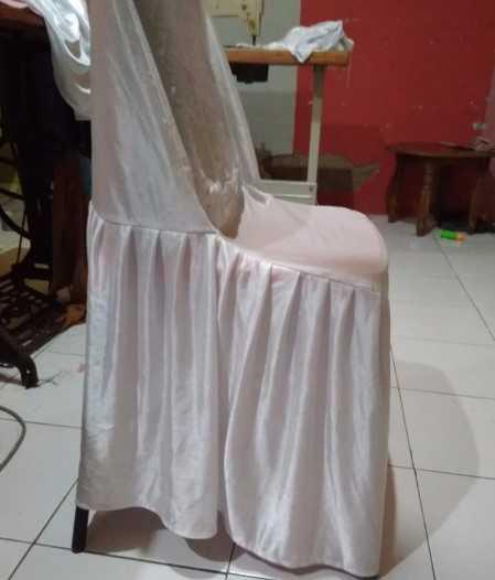 Jasa Pembuatan Sarung Cover Kursi Custom