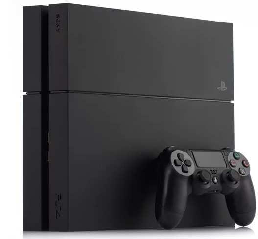 PS4 versi standar