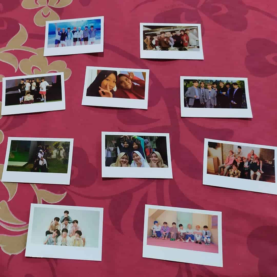 Cetak Polaroid Purwokerto YA di EDR Polaroid