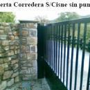Puerta serie Cisne