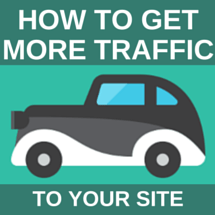Get More Traffic ideas