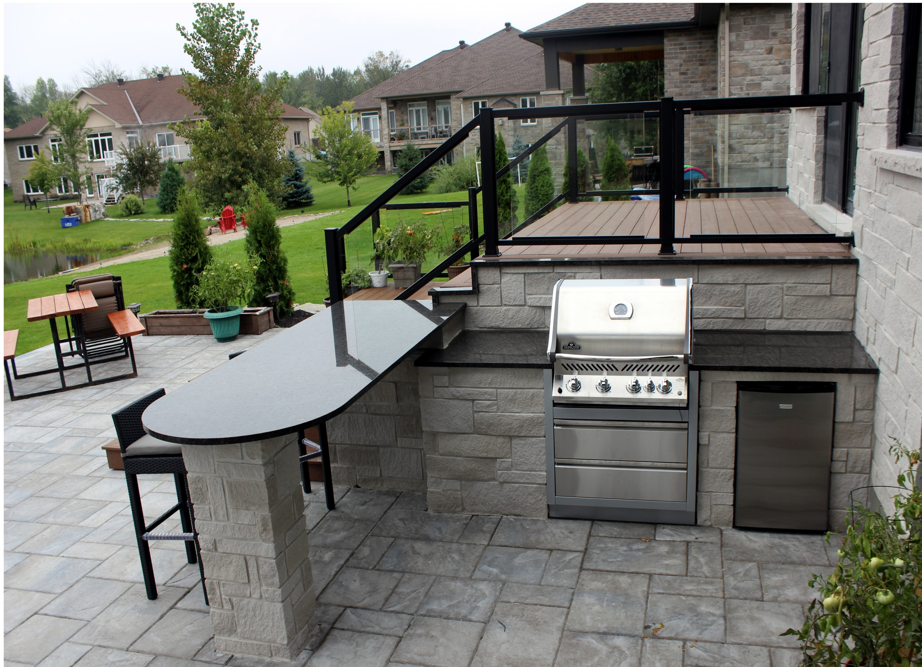 out door kitchen how to design a remodel outdoor kitchens professional landscaping 1
