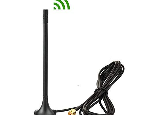 Bingfu 4G LTE 3dBi Mini Magnetic Mount Base SMA Male