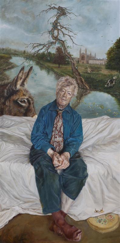 A Portrait of Roger Scruton  Lantian