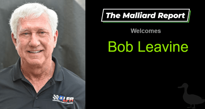 Bob Leavine - Business Owner - Texan - Twitter Star - Nascar