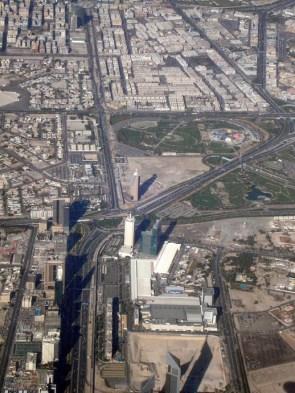 World Trade Center, das erste Hochhaus Dubais