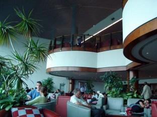 Emirates Business Lounge T1