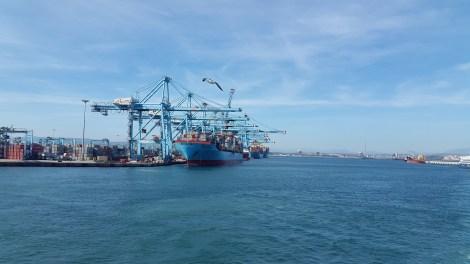 Hafen Algeciras