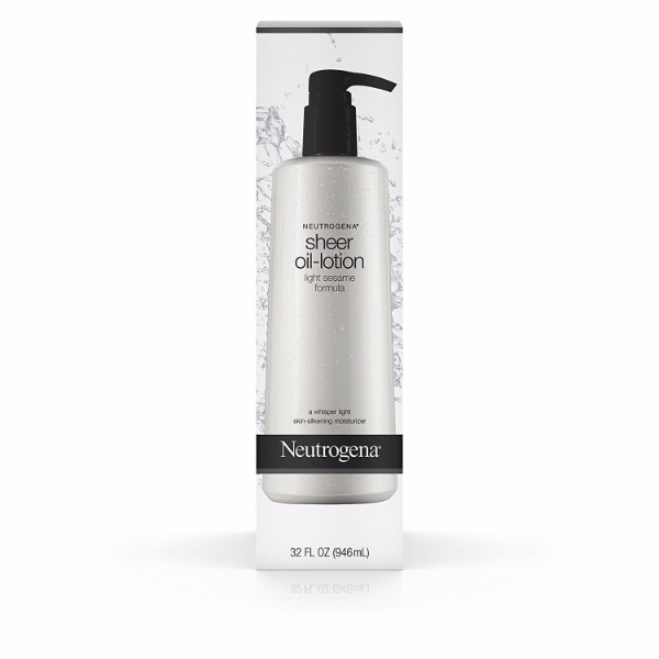 Neutrogena Light Sesame Lotion