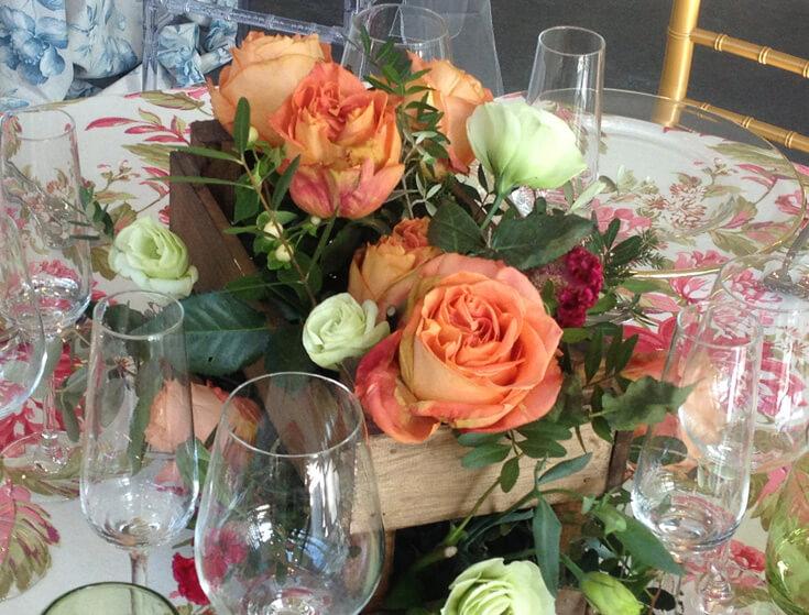 Brautstrau und Blumen fr die Hochzeit auf Mallorca