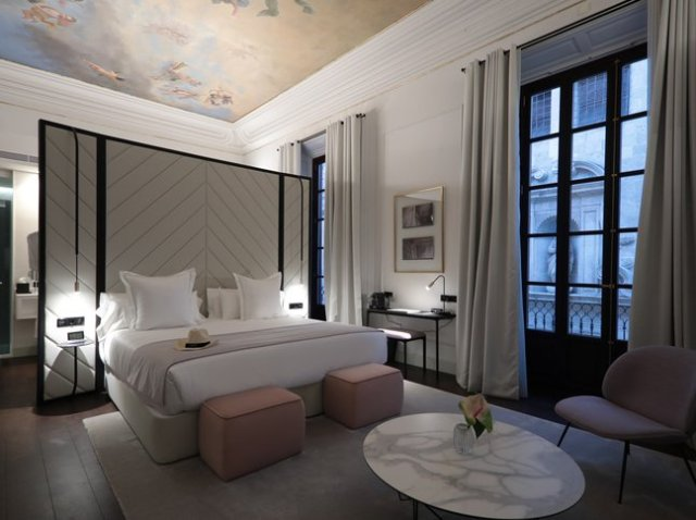 27 suite parietti room summum prime boutique hotel