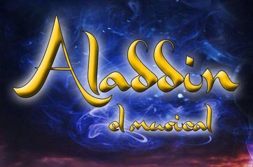 Musical 'Aladdin' im Auditorium von Palma auf Mallorca
