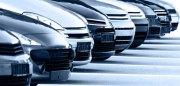 Policia Local sanktioniert Mietwagen-Anbieter für das Parken auf der Straße