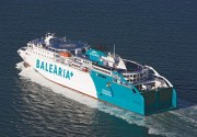 Baleària erhöht die Kapazitäten