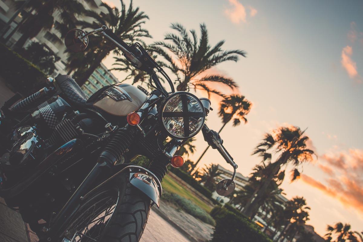 Mit dem Motorrad Mallorca erfahren