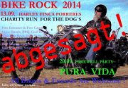 Bike Rock Mallorca 2014 abgesagt
