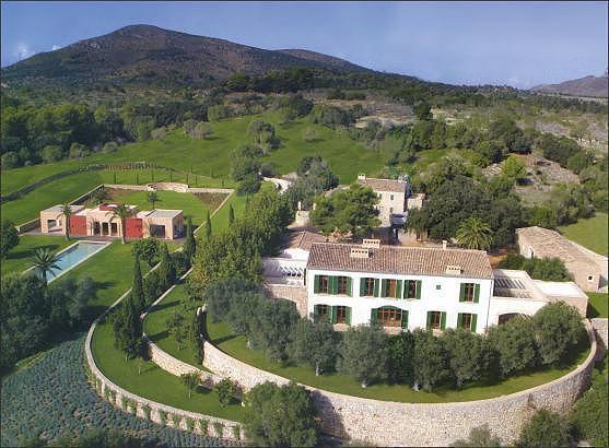 Ex-Villa von Boris Becker in Artà