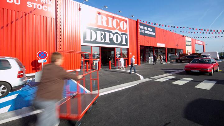 Die Filialkette Brico Depôt wird Spanien verlassen