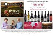 Oversea Wine Alliance - Byrne Vineyards