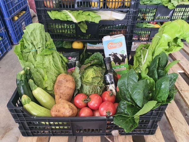 10 KG Gemüse von Camp Mallorquí für 15.- € Frei Haus!!