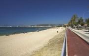 Strand von Can Pere Antoni wird jetzt täglich gesäubert