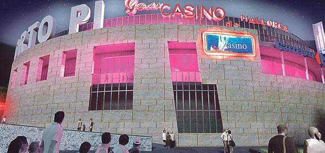 Das Casino de Mallorca bietet Abwechslung in der Nebensaison.