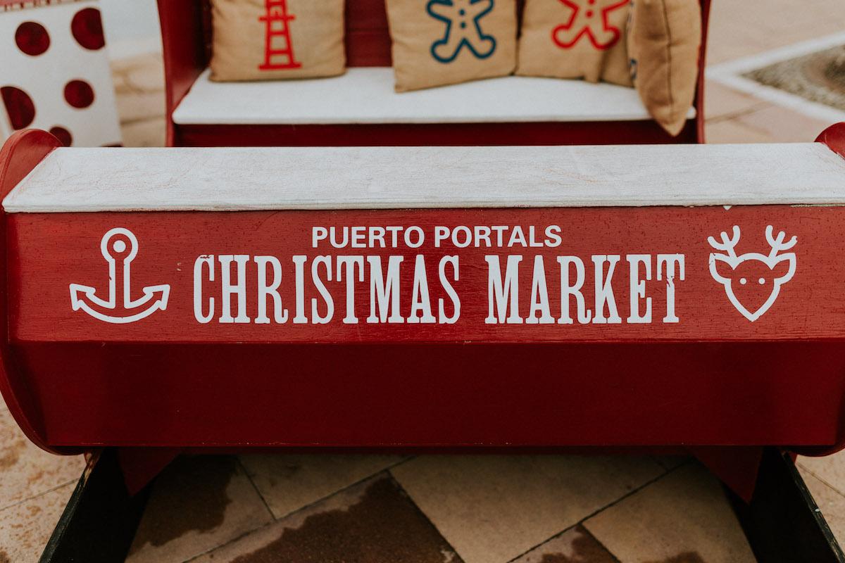 Christmas Market - Puerto Portals