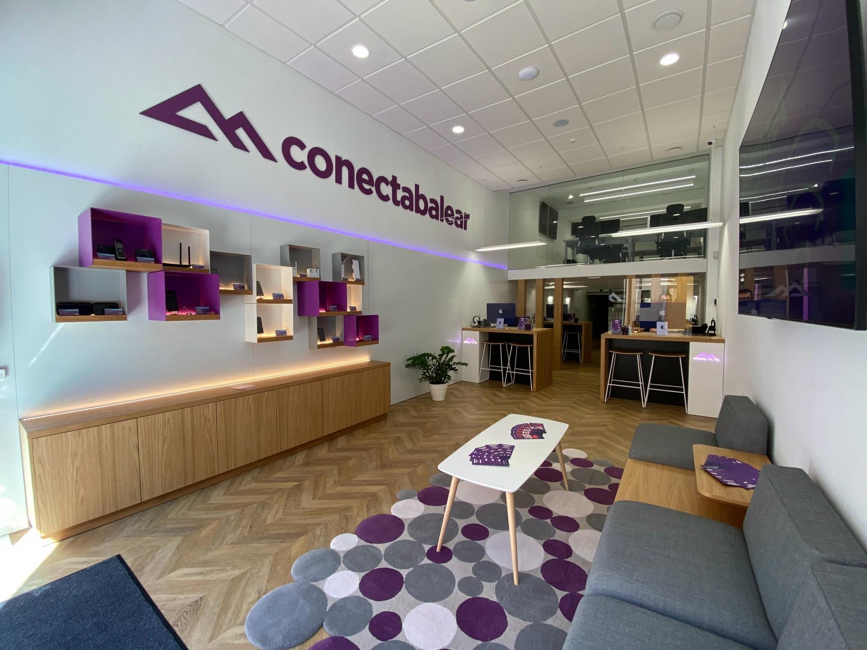 ConectaBalear eröffnet Filiale in Palma