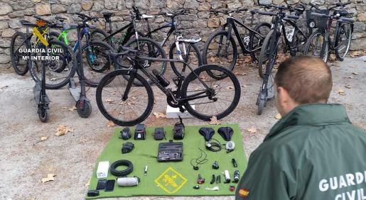 Verhaftung wegen Fahrraddiebstahls auf ganz Mallorca