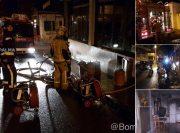 Feuer zerstört eine Bar im Arenal
