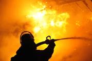 37 Hektar Land durch Feuer zerstört