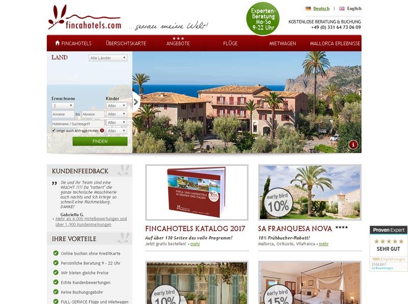 Zeit für Zweisamkeit - Top 10 der romantischen Fincas und Landhotels auf Mallorca
