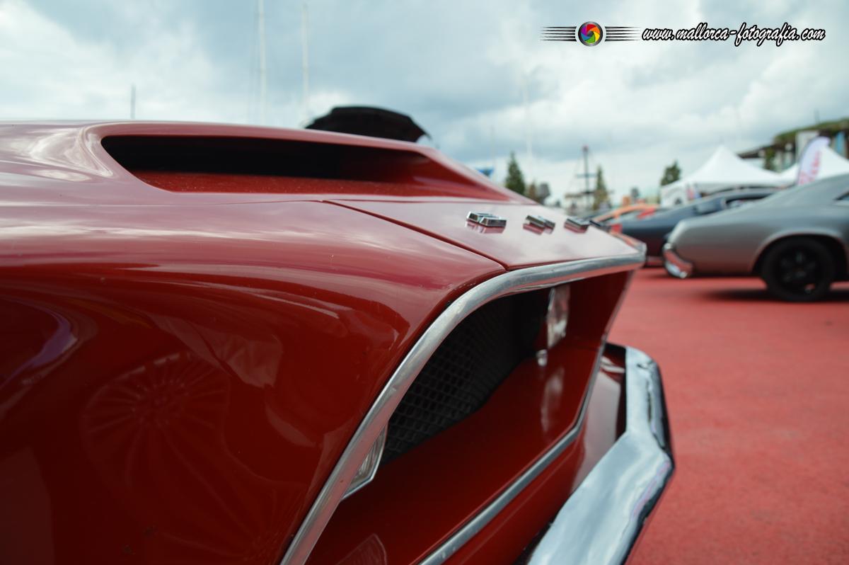 Ford Mustang bei der Mallorca Classic Week