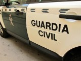 Guardia Civil kontrolliert in der  Serra de Tramuntana