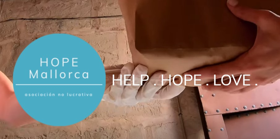 Hope Mallorca - HELP.HOPE.LOVE.