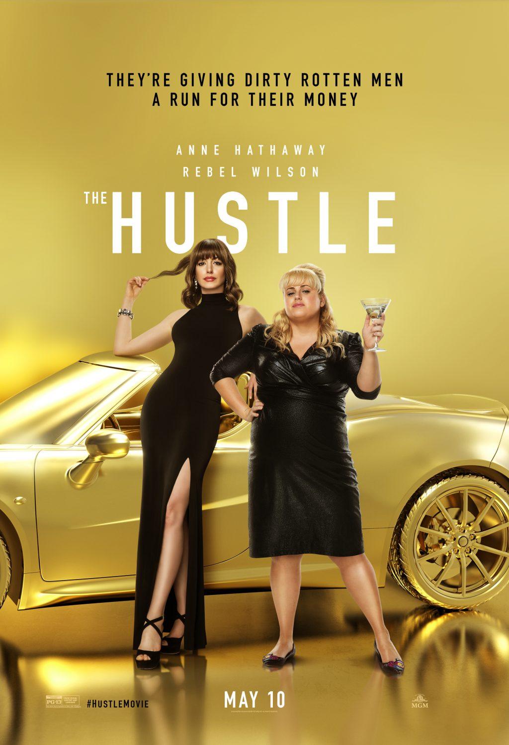 THE HUSTLE Filmplakat