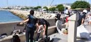 Razzia gegen illegalen Strassenhandel
